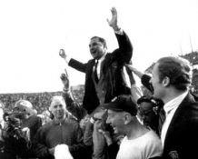 Hank Stram Kansas City Chiefs 8x10 Photo
