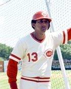 Dave Concepcion Cincinnati Reds 8X10 Photo