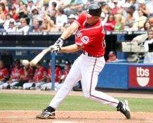 Scott Thorman Atlanta Braves 8X10 Photo