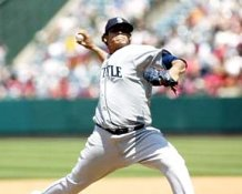 Felix Hernandez Seattle Mariners 8X10 Photo