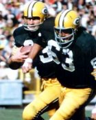 Fuzzy Thurston Green Bay Packers 8X10 Photo