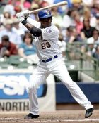 Rickie Weeks Milwaukee Brewers 8x10 Photo