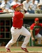 Danny Sandoval Philadelphia Phillies 8X10 Photo