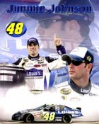 Jimmie Johnson 2006 Composite 8X10 Photo LIMITED STOCK