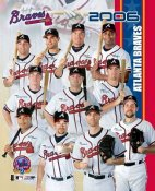 Braves 2006 Team Composite 8X10 Photo