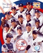 Yankees 2004 Team Composite Photo 8X10 Photo LIMITED STOCK