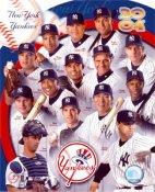 Yankees 2004 Team Composite Photo 8X10 Photo SUPER SALE  Derek Jeter, Bernie Williams, Mariano Rivera