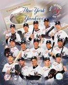 Yankees 2007 Team Composite Photo 8X10 Photo