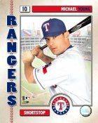 Michael Young LIMITED STOCK 2006 Studio Rangers 8X10 Photo