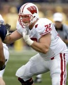 Joe Thomas Wisconsin Badgers 8X10 Photo