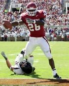 Adrian Peterson Oklahoma Sooners 8X10 Photo