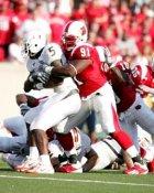 Amobi Okoye Louisville Cardinals 8X10 Photo LIMITED STOCK