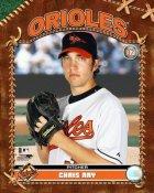 Chris Ray Baltimore Orioles 8X10 Photo