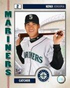 Kenji Johjima Seattle Mariners 8X10 Photo
