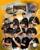 Pirates 2007 Team Composite 8x10 Photo