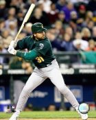 Mike Piazza LIMITED STOCK Oakland Athletics 8X10 Photo