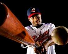 Josh Barfield Cleveland Indians 8X10 Photo