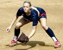 Jennie Finch Softball Champ 8X10 Photo