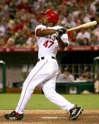 Howie Kendrick Anaheim Angels 8X10 Photo