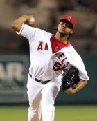 Ervin Santana Anaheim Angels 8X10 Photo