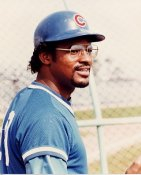 Leon Durham LIMITED STOCK Chicago Cubs 8X10 Photo