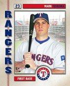 Mark Teixeira Studio LIMITED STOCK Texas Rangers 8X10 Photo