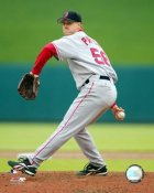 John Papelbon LIMITED STOCK Red Sox 8x10 Photo
