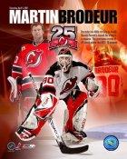 Martin Brodeur 48 Season Wins Devils 8x10 Photo LIMITED STOCK