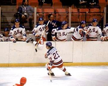 Buzz Schneider NHL Olympic 8x10 Photo