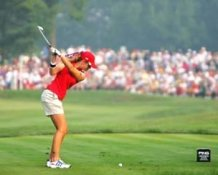 Paula Creamer 8X10 Golf Photo