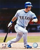 Laynce Nix Texas Rangers 8X10 Photo