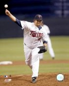 Boof Bonser LIMITED STOCK Minnesota Twins 8X10 Photo
