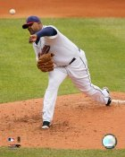 CC Sabathia LIMITED STOCK Cleveland Indians 8X10 Photo