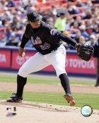 Orlando Hernandez New York Mets 8X10 Photo