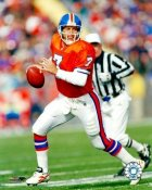 John Elway Denver Broncos SATIN 8X10 Photo