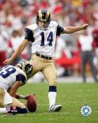 Jeff Wilkins St. Louis Rams 8X10 Photo