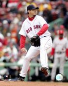Josh Beckett LIMITED STOCK Boston Red Sox 8x10 Photo