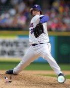 Eric Gagne Texas Rangers 8X10 Photo