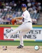 Akinori Otsuka Texas Rangers 8X10 Photo
