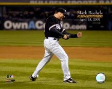 Mark Buehrle LIMITED STOCK No Hitter 4-17-07 White Sox 8X10 Photo