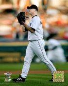 Jeremy Bonderman 06 ALDS Game 4 8X10 Photo