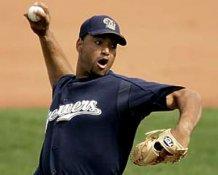 Jose Capellan Milwaukee Brewers 8x10 Photo