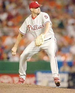 Clay Condrey Philadelphia Phillies 8X10 Photo