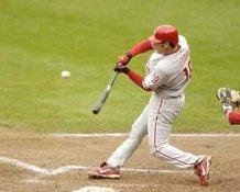 Greg Dobbs Philadelphia Phillies 8X10 Photo
