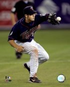 Jason Bartlett LIMITED STOCK Minnesota Twins 8X10 Photo
