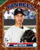 Andy Pettitte 2007 Studio Yankees 8X10 Photo
