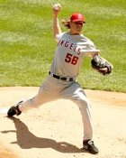 Jered Weaver Anaheim Angels 8X10 Photo