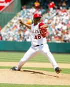 Hector Carrasco Anaheim Angels 8X10 Photo