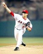 Dustin Moseley Anaheim Angels 8X10 Photo