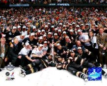 Ducks 2007 Celebration on Ice Stanley Cup Team Photo LIMITED STOCK 8x10 Photo